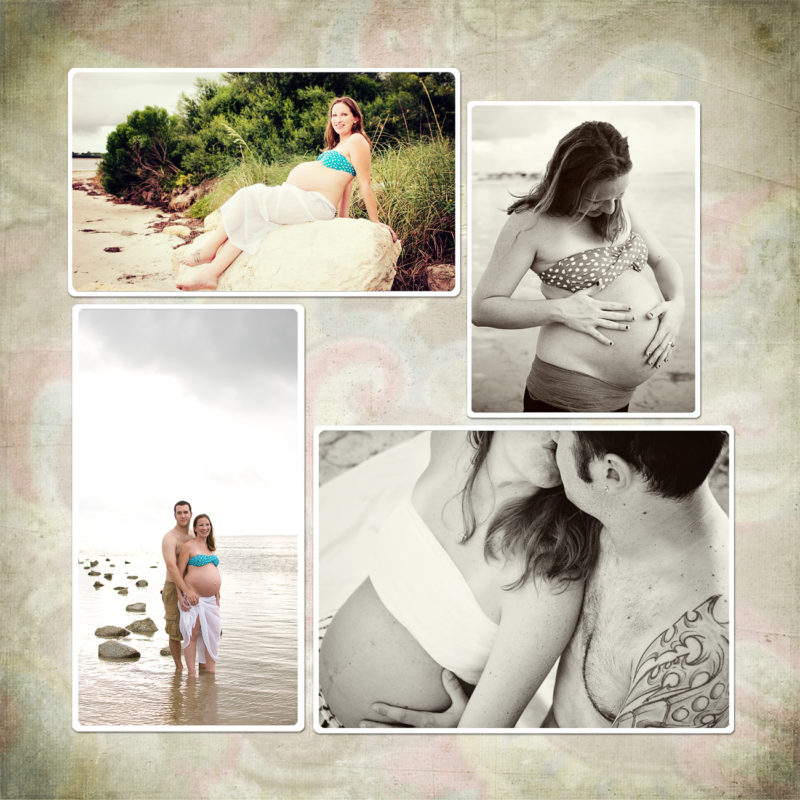 Maternity photo shoot Tarpon Springs