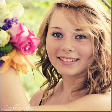 Teen portraits Danika