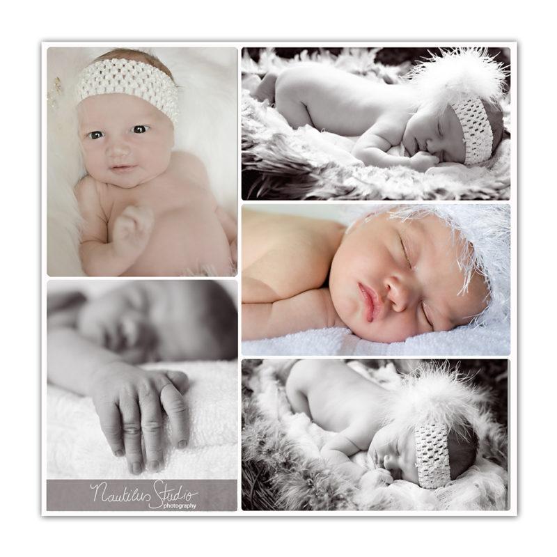 Savannah's arrival Newborn photography