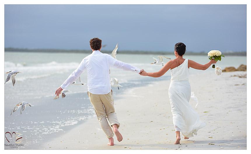 Fort Myers Beach Weddings: Fort Myers Beach Wedding