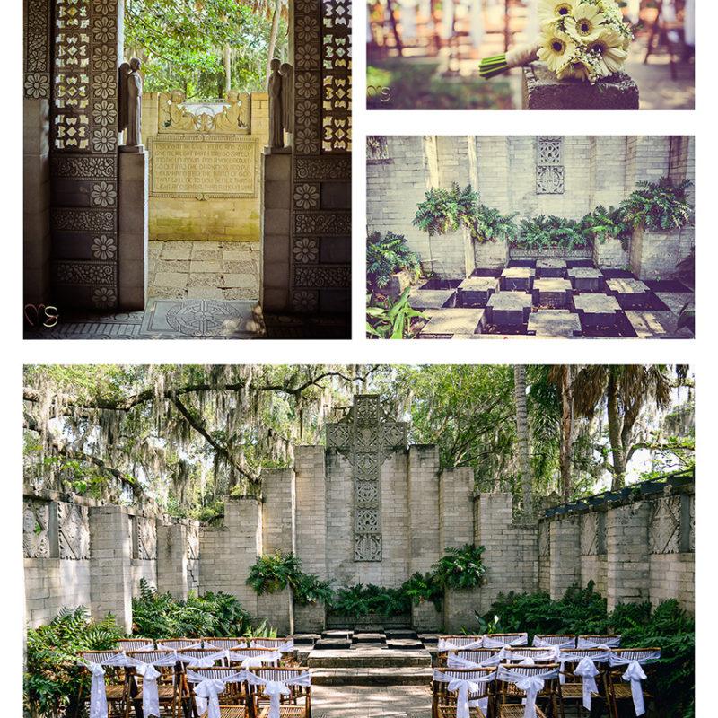 Mayan Chapel Maitland Art Center Wedding