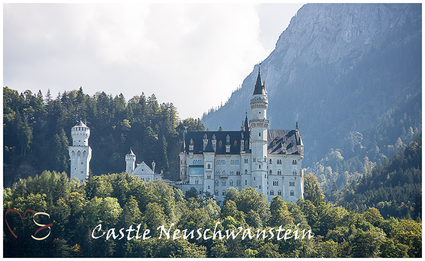 castle neuschwanstein wedding photography