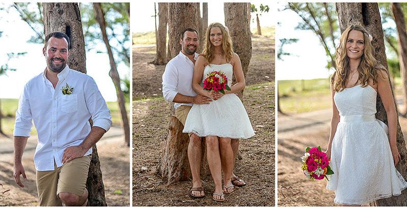 Anna Maria Island Simple Beach Wedding
