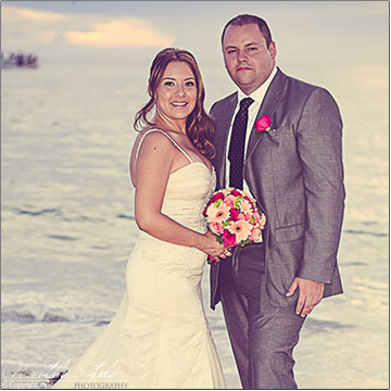 Jorge and Mary's Tropical Wedding